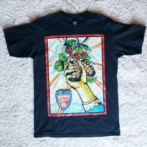 Imperial Glory Obey graphic tee